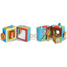 Tiny Love Flip To See The Magic Cube Soft Toy