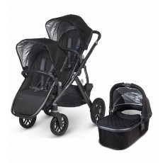 Uppababy Vista Double Stroller - Jake