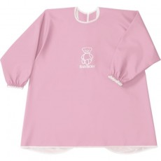 BabyBjorn Long Sleeve Bib - Pink
