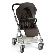 Mamas & Papas Urbo 2 Stroller with Leather Trim - Black