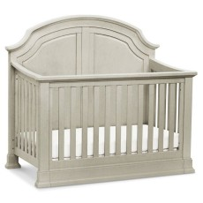Franklin & Ben Oliver 4-in-1 Convertible Crib in Grey Mist