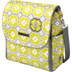 Petunia Pickle Bottom Boxy Diaper Bag  - Afternoon in Arezzo