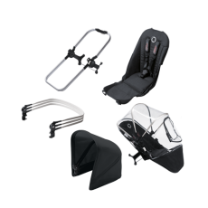 Bugaboo Duo Extension Set Black