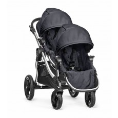 Baby Jogger City Select Double Stroller - Titanium