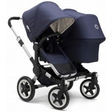 Bugaboo Donkey Classic Plus Duo Stroller - Navy