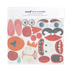 Oeuf Play Table and Chairs Play Stickers