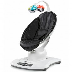 2015 4moms Mamaroo Infant Seat - Black Classic
