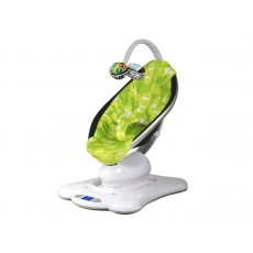 4Moms Mamaroo Bouncer Green Plush