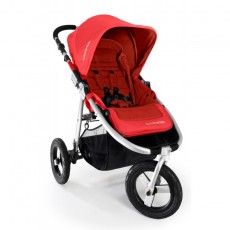Bumbleride Indie Jogging Stroller in Cayenne Red