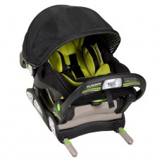 MUV KUSSEN Infant Seat with Base - Kiwi