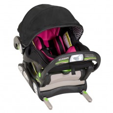 MUV KUSSEN Infant Seat with Base - Candy