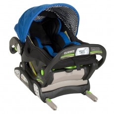 MUV KUSSEN Infant Seat with Base - Sky