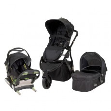 MUV GAAN Travel System with KUSSEN Car Seat and Canopy