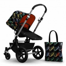 Bugaboo Cameleon3 Andy Warhol Accessory Pack - Marilyn/Orange