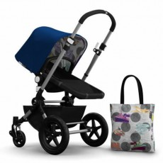 Bugaboo Cameleon3 Andy Warhol Accessory Pack - Royal Blue/Transport