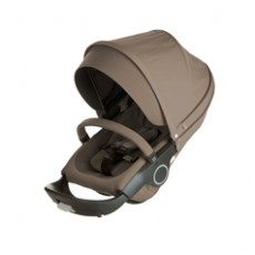 Stokke Xplory Seat Complete Brown