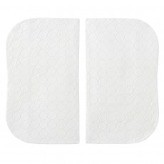 Halo Bassinest Twin Sleeper Mattress Pad - White