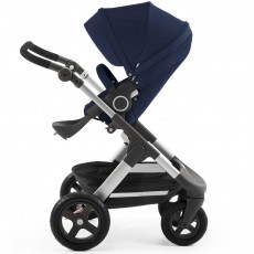 Stokke Trailz All Terrain Stroller - Deep Blue