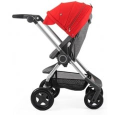 Stokke Scoot Stroller Complete - Red