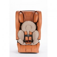 Diono Rainier 2 AXT Prestige Latch All in One Convertible Car Seat - Tan Leather