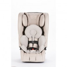 Diono Rainier 2 AXT Prestige Latch All in One Convertible Car Seat - Beige Oyster Leather