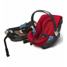 2017 Cybex Aton 2 Infant Car Seat - Hot & Spicy