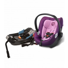Cybex Aton Q Infant Car Seat - Grape Juice