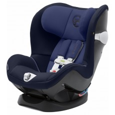 Cybex Sirona M Convertible Car Seat with  Sensorsafe 2.0 Technology - Denim Blue