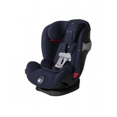 Cybex Eternis S All-in-One Car Seat with SensorSafe - Denim Blue