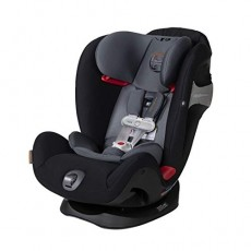 Cybex Eternis S All-in-One Car Seat with SensorSafe - Pepper Black