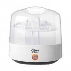 Tommee Tippee Electric Steam Baby Bottle Sterilizer White