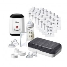 Tommee Tippee Pump and Go All in One Breast Milk Starter Set