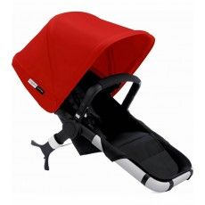 Bugaboo Runner Seat - Black/Red