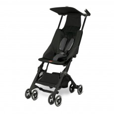 2016 GB Pockit Super Compact Stroller - Black