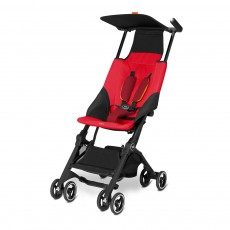 2016 GB Pockit Super Compact Stroller - Dragonfire Red