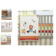 Mamas & Papas 4 Piece Baby Bedding Set