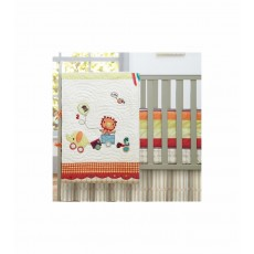 Mamas & Papas 4 Piece Baby Bedding Set - Jamboree