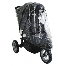 Valco Baby Universal Three Wheel Rain Cover