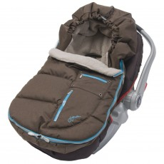 JJ Cole Collections Arctic Bundle Me Toddler - Cocoa / Lagoon