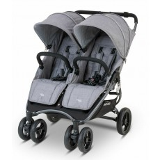 Valco Baby Snap Duo Tailor Made Lightweight Double Stroller