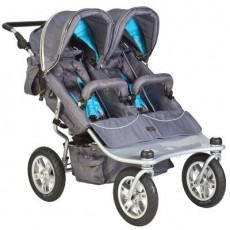 Valco Baby Twin Tri Mode EX Stroller - Arctic