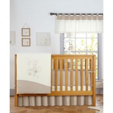 Mamas & Papas Millie & Boris 4 Piece Baby Bedding Set