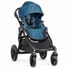 2014 Baby Jogger City Select Black/Teal Special Edition Pre-Order