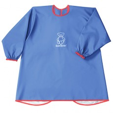 Baby Bjorn Eat and Play Smock Pink