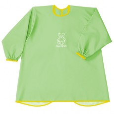 Baby Bjorn Eat and Play Smock Green