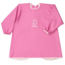 Baby Bjorn Well-Designed and Comfy Soft Bib Pink