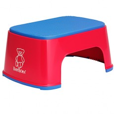 Baby Bjorn Safe Step Up Red