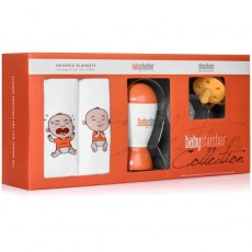 Baby Shusher Noise Maker with Swaddle Blankets Gift Set