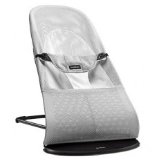 Baby Bjorn Bouncer Balance Soft White, Mesh