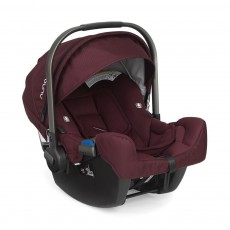 Nuna Pipa Infant Lightweight Car Seat with Base - Berry
